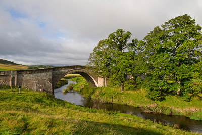 18.9.2011 Bridge between Belford & Wooler