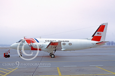 US Coast Guard Gulfstream I VC-4 Military Airplane Pictures