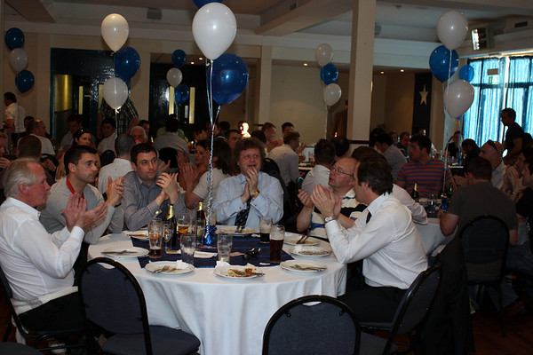 Captain's Dinner 2012