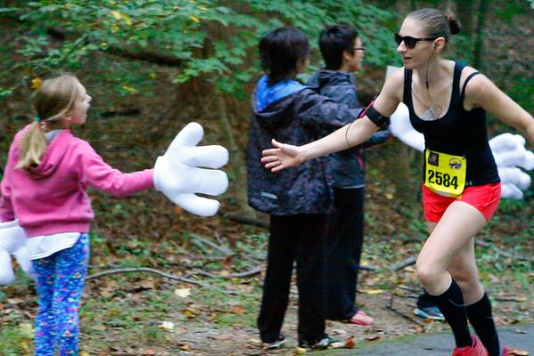 Parks Half Marathon - Alex Reichmann
