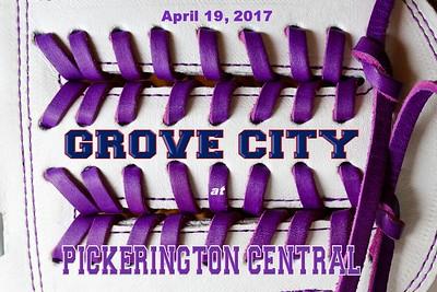 2017 Grove City at Pickerington Central (04-19-17)