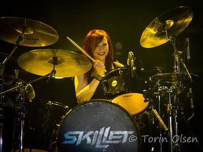 2014-03-22 Skillet