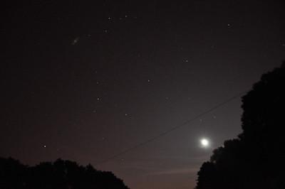 Fordell Star Gazing