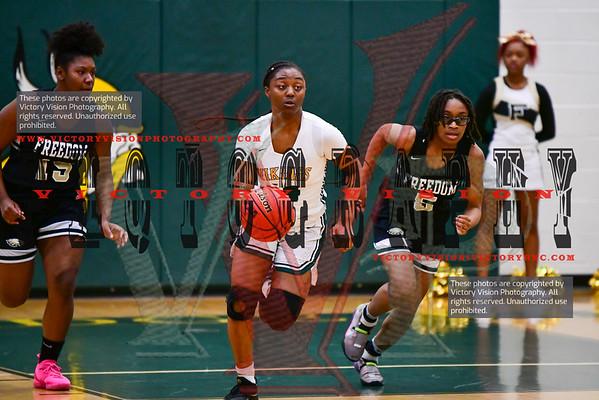 Freedom @ Woodbridge  Girls Varsity Basketball 1-14-19