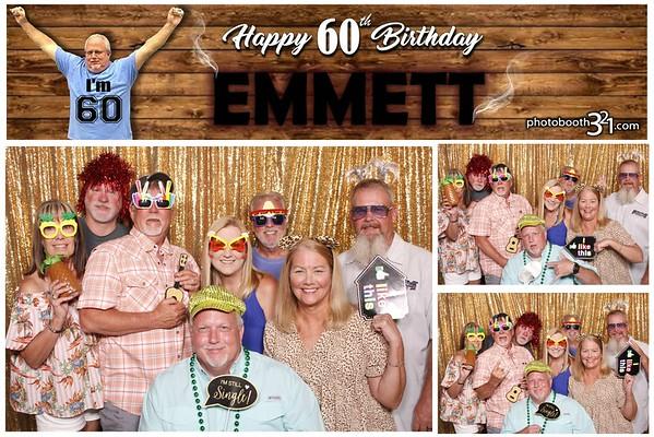 Emmett Hollier 60th B-day 2021