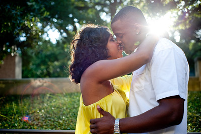 Tiffani and Roddrick's Couple Photos