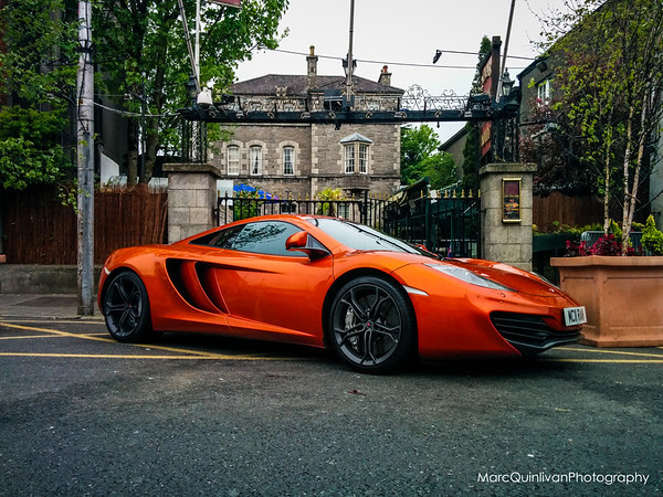 Supercar Experience Day - Naas - May 2014