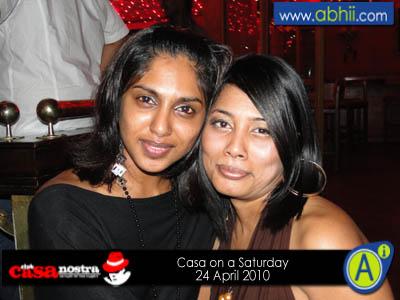 Casa - 24th April 2010