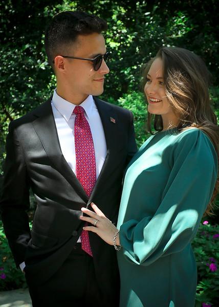 Ashley and Hunter Crowder Engagement Photos