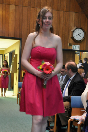 2011 Levi and Molly Thomson Wedding