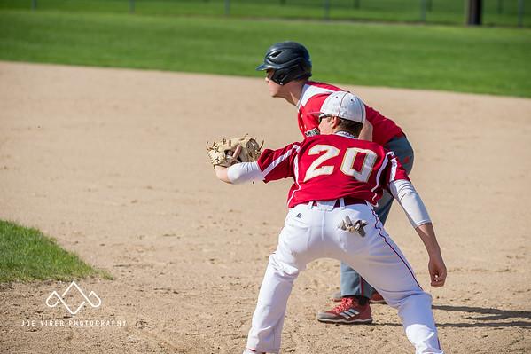 2018 Coe Brown Northwood Academy vs. Portsmouth High School Baseball