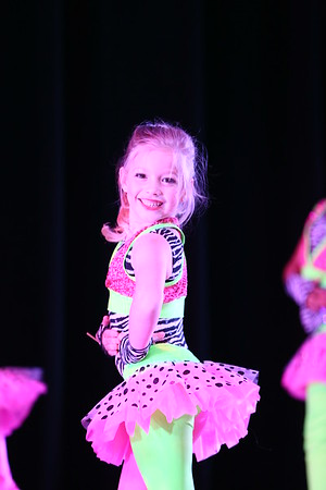 May 2015 Dance Recital