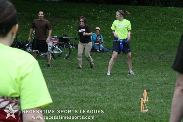 Summer Kickball Tuesday Regular Season