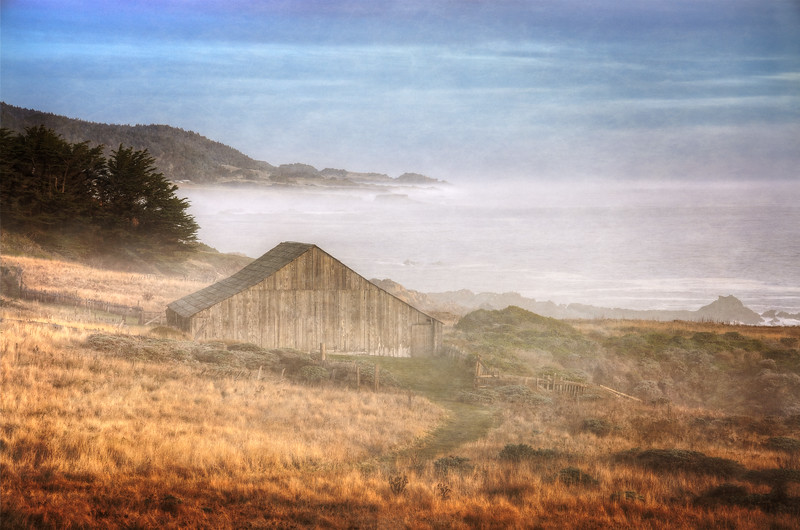 Sea Ranch Barn, California