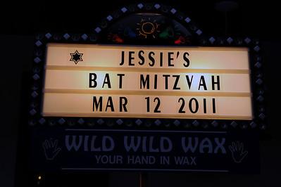 Jessie Franco Bat Mitzvah