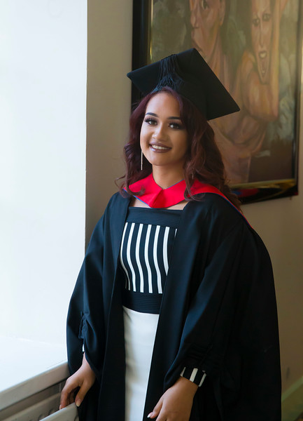 01/11/2018. Waterford Institute of Technology (WIT) Conferring Ceremonies 2018. Pictured is Alannah O'Reilly Waterford. Picture: Patrick Browne
