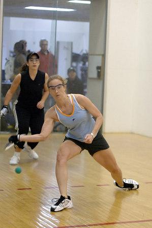 2006-10-29 Womens Open Singles - Round Robin