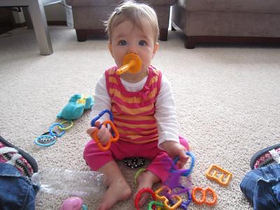 Maddie 8 Months Old