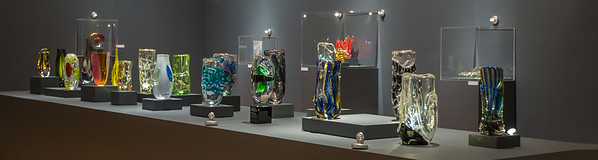 Giampaolo Seguso: My Page is Glasss  Dialogues: Studio Glass from the Florence and Robert Werner Collection - October 25, 2018