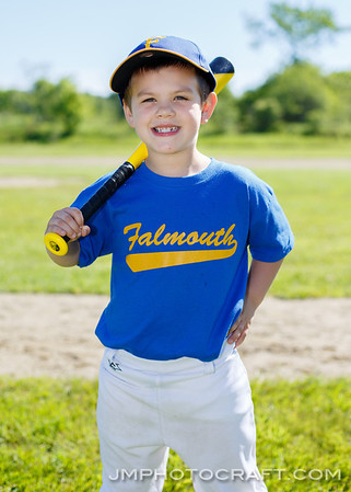 4 Year Old T-Ball