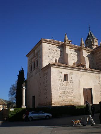 Granada (Alhambra) November 2008