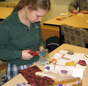On Campus: Bookbinding