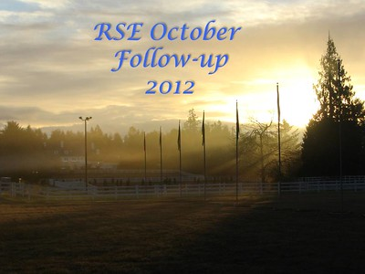 OCTOBER FOLLOW-UP 2012