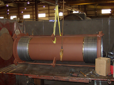 Tied Universal Expansion Joint (#99382 - 02/11/2009)