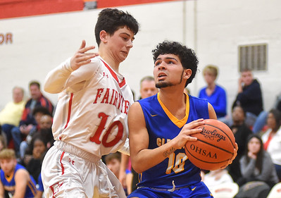 HS Basketball: Clearview @Fairview 01032019