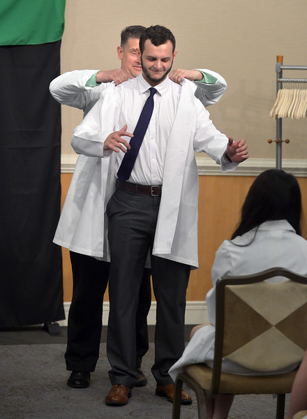 04.27.18- School Of Physical Therapy White Coat Ceremony