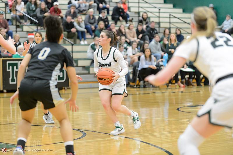 THS Girls Varsity Basketball vs Liberty