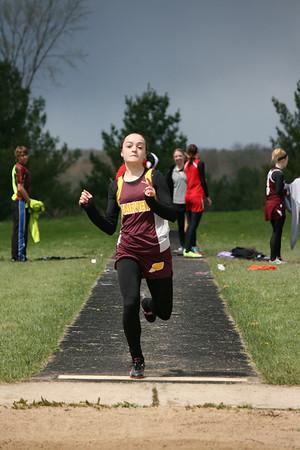 Marion D4 Regionals Girls Long Jump