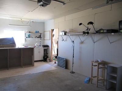 Garage / Shop remodel