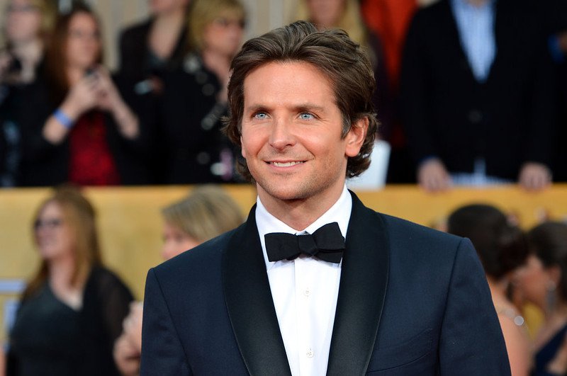 . Actor Bradley Cooper arrives at the 19th Annual Screen Actors Guild Awards held at The Shrine Auditorium on January 27, 2013 in Los Angeles, California.  (Photo by Frazer Harrison/Getty Images)