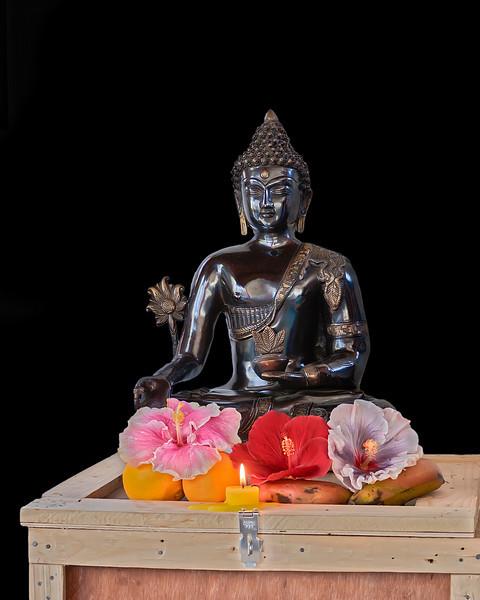Buddha on a Box @ Yoga Nikaya