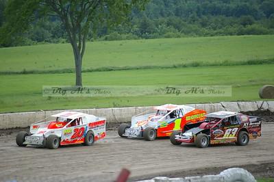 Devils Bowl Speedway 2009