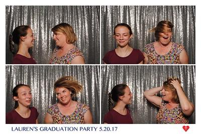 LVL 2017-05-20 Lauren's Graduation Party