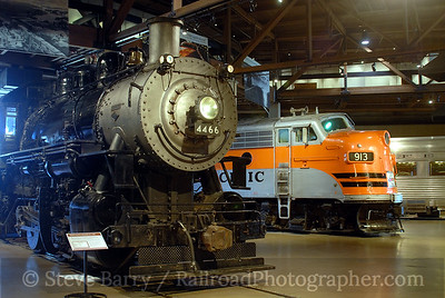 Photos By Railroad or Museum