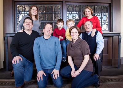 Nelson-Livoy Family 2012
