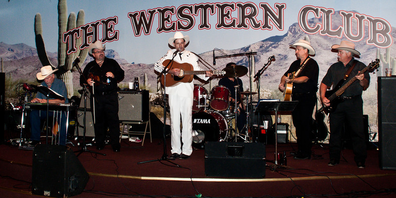 Donovan Pavlock and Friends At The Western Club