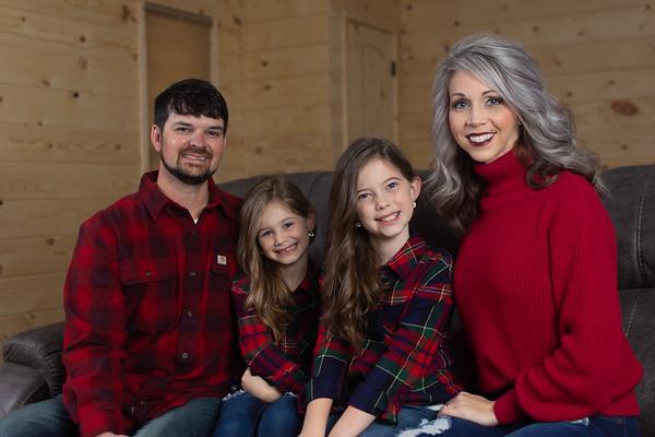 Woods Family 2020