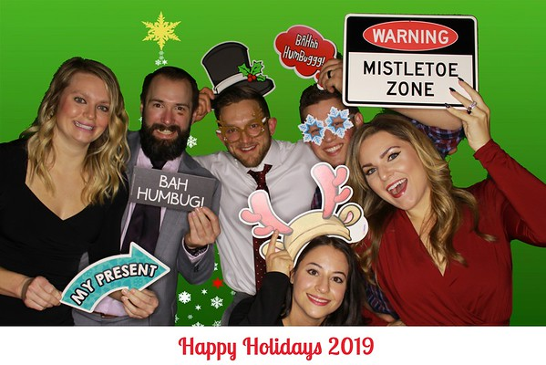 "Heritage Cadillac ""Happy Holidays 2019"""