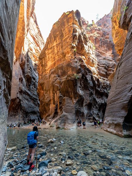 2021 Southwest Adventure - Zion - Narrows