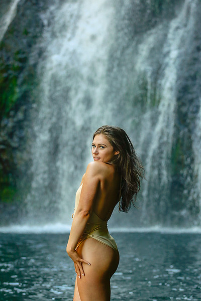 Oregon Waterfall project
