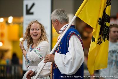 Festal Polish Festival 2014 -opening ceremony