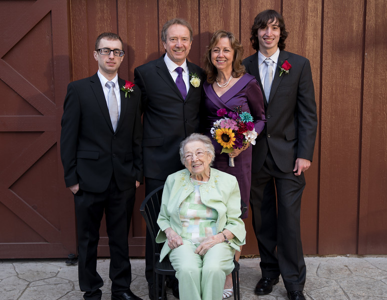 Grooms mother and Sons and Bride.jpg