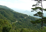 The road from Dalat to Nha Trang