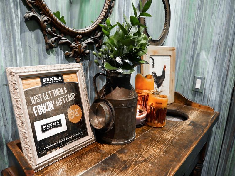 Finka Table & Tap