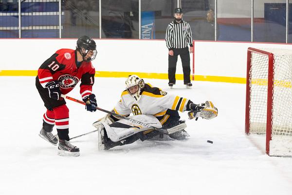 Ice Hockey: Chaminade vs Oakville