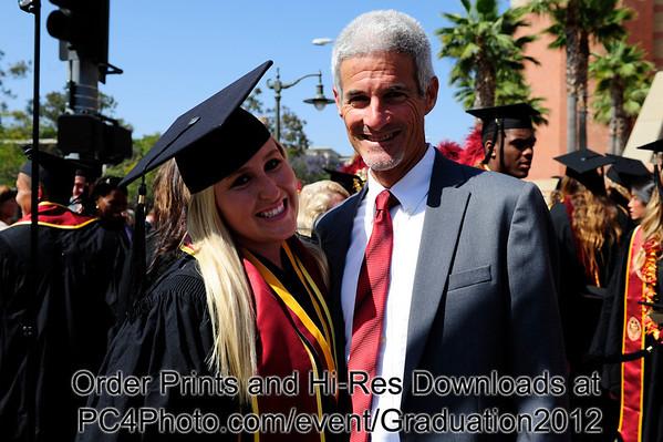 Graduation 2012 - Reception
